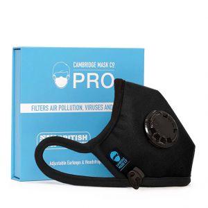 Cambridge Mask Pro The Churchill Anti Dust Pollution Military Grade Respirator