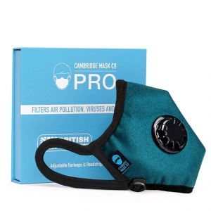 Cambridge Mask Pro The Watson Anti Dust Pollution Military Grade Respirator