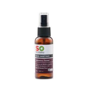 Saba Organic Hand Sanitiser 50ml