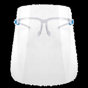 Transparent Anti Fog Face Shield